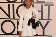 Quvenzhane Wallis Sweater Dress