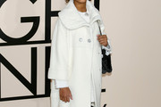 Quvenzhane Wallis Wool Coat