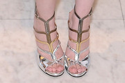 Cher Lloyd Strappy Sandals