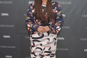 Ava DuVernay Print Dress
