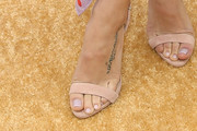 Jenna Dewan Strappy Sandals