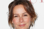 Jennifer Grey Messy Updo