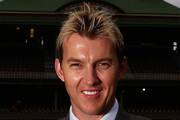 Brett Lee Spiked Hair