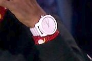 Randy Jackson Oversized Watch