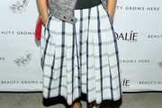 Rashida Jones Long Skirt