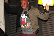 Oritse Williams Zip-up Jacket
