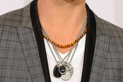 Robin Thicke Dog Tag Necklace