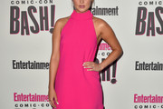 Camilla Luddington Halter Dress