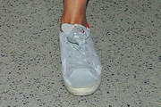 Lori Loughlin Canvas Sneakers