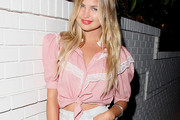 Jennifer Akerman Crop Top