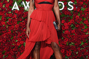 Patina Miller Fishtail Dress