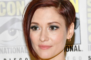 Chyler Leigh Short Side Part