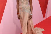 Naomi Campbell Evening Dress