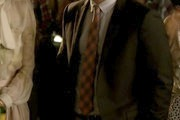 Scott Porter Plaid Tie