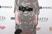 Shannon Purser Sequin Dress
