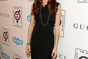 Shannon Elizabeth Little Black Dress