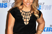 Shawn Johnson Fitted Blouse