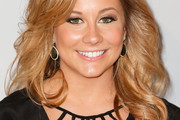 Shawn Johnson Long Curls