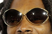 Snoop Dogg Oval Sunglasses