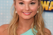 Stefanie Scott Braided Updo