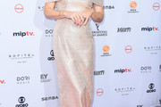 Sarah Rafferty Evening Dress