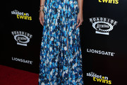 Kristen Wiig Long Skirt