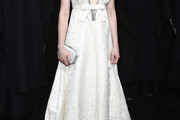 Taissa Farmiga Princess Gown