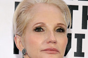 Ellen Barkin Short Straight Cut