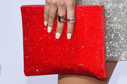 Daya Beaded Clutch