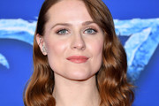 Evan Rachel Wood Medium Wavy Cut