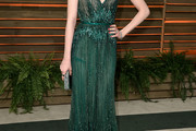 Evan Rachel Wood Beaded Dress
