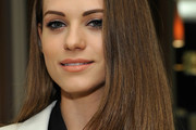 Lyndsy Fonseca Medium Straight Cut