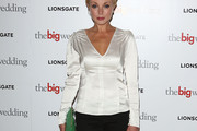 Helen George Fitted Blouse