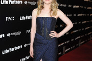Gillian Jacobs Corset Dress