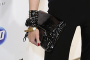 Tanja Buelter Patent Leather Clutch