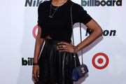 Vashtie Kola Quilted Leather Bag