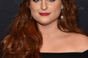 Meghan Trainor Half Up Half Down
