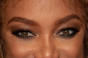 Tyra Banks Smoky Eyes
