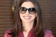 Anne Hathaway Layered Cut