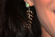 Kristin Davis Leaf Earrings