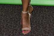 Holly Robinson Peete Strappy Sandals