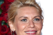 Claire Danes Messy Updo