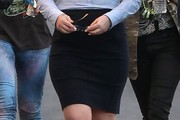Kelly Clarkson Pencil Skirt