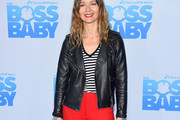 Jill Hennessy Leather Jacket