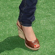 Victoria Justice Shoes - Wedges