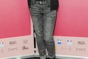 Christa Theret Skinny Jeans