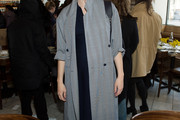 Rebecca Hall Printed Coat