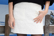 Phoebe Tonkin Mini Skirt