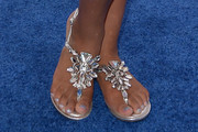 Nia Frazier Thong Sandals