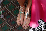 Poppy Delevingne Thong Sandals